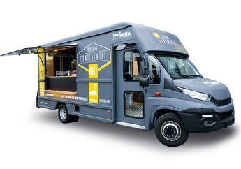 Ini Dia Biaya yang Dibutuhin Kalo Kendaraan Disulap Jadi Food Truck