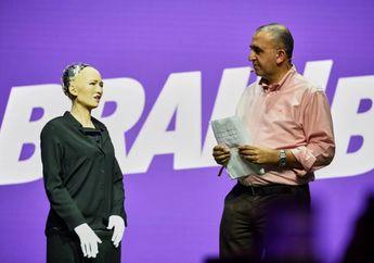 Ketika Robot Sophia Berbicara Tentang Gender dan Kesadaran Diri