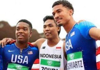 Kisah Hidup Lalu Muhammad Zohri, Peraih Emas di Kejuaraan Dunia U-20