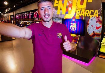 3 Fakta Clement Lenglet, Bek Tengah Terbaru Barcelona Asal Perancis