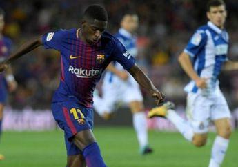 Barcelona Siapkan 1,3 Triliun + Dembele Buat Boyong Hazard ke Camp Nou