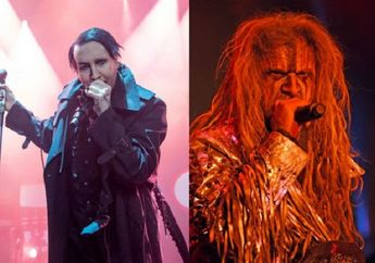 "Marilyn Manson dan Rob Zombie Cover Lagu ""Helter Skelter"" The Beatles"