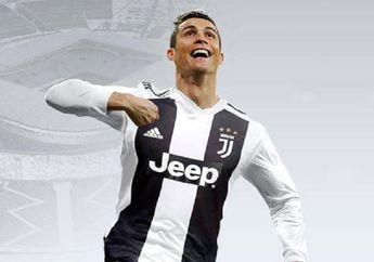 Ambisi Besar Cristiano Ronaldo Bersama Juventus, Nggak Sekedar Trofi!