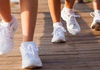 Ini Perbedaan 4 Jenis Running Shoes yang Harus Kita Ketahui!