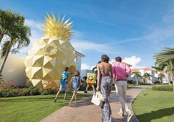 Rumah Nanas Ini Bisa Kamu Tempati, Cocok Untuk Penggemar Spongebob!