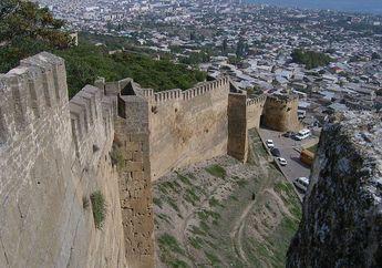 Derbent, Kota 'Gerbang Berpalang' Tertua di Rusia
