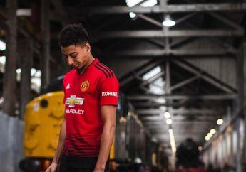 Resmi, Inilah Jersey Terbaru Manchester United untuk Musim 18/19