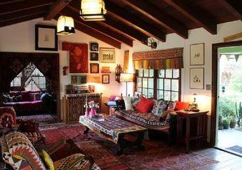 Mengenal Gaya Arsitektur Bohemian, Gaya Arsitektur Anak Hippie