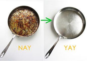 Begini Cara Tepat Membersihkan Alat Masak Stainless Supaya Terus Kinclong Seperti Baru