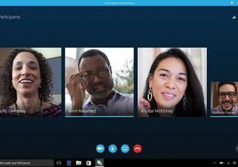 Sekarang Skype Sudah Bisa Rekam Percakapan, Begini Cara Kerjanya