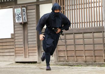 Jumlah Populasi Menyusut, Kota Kecil di Jepang Ini Kekurangan Ninja