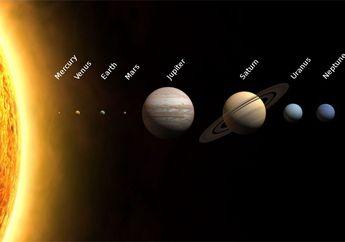 Tiga Hari ini, Venus, Jupiter dan Bulan Akan Membentuk Segitiga