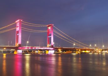 Kota Palembang Memiliki Beberapa Nama Julukan Lain, Apa Saja, ya?