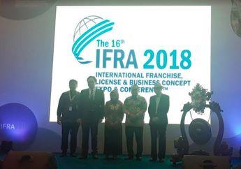 IFRA 2018 Dorong Pengusaha Waralaba di Indonesia Berinovasi