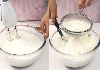 Jangan Sampai Salah! Begini Tips Memasukkan Bahan Cair dan Kering untuk Hasil Cake Kukus yang Cantik