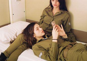 Dianggap Mudah Membuat Tentara Pria Tergoda, Tentara Wanita Israel Dilarang Pakai Kaus Putih
