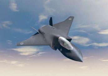 Pesawat Tempur Terbaru Inggris Tempest Punya Teknologi AI dan Laser