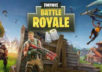Inilah Faktor Game Fortnite: Battle Royale Untung Rp14 Triliun