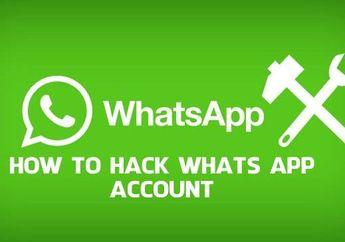 Inilah Cara Ketahui dan Cegah Jika Akun WhatsApp Anda Diretas