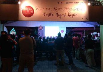 Yuk, Cicipi Kopi dari Sumatera sampai Papua di Festival Kopi Nusantara 2018
