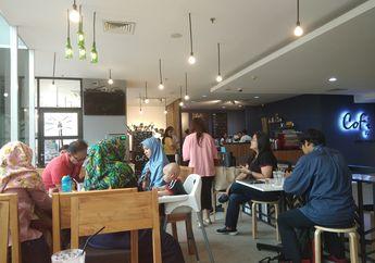Capek Berkeliling di Gramedia Store? Yuk, Nongkrong di Cafe Ini Saja!