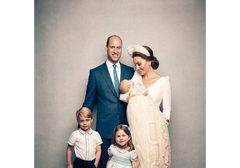 Pangeran William Sembunyikan Rahasia Besar demi Lindungi Putranya