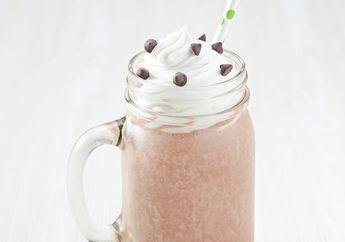 Yuk, Bikin Banana Almond Choco Milkshake, Dijamin Tubuh Makin Segar!