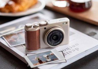 Fujifilm Luncurkan Kamera Saku XF10 dengan Sensor Kamera DSLR