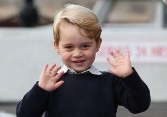 Usia Muda, Pangeran George Sudah Kuasai 5 Keterampilan Ini