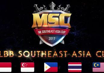 Mobile Legends Southeast Asia Cup 2018 di Jakarta Akan Disiarkan Langsung di KompasTV