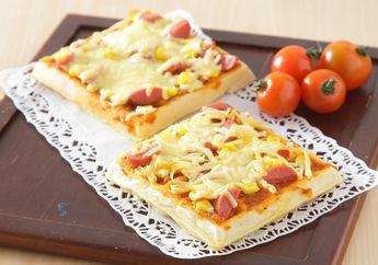 Yuk, Kreasikan Sarapan Unik untuk Hari Senin Esok dengan Membuat Wafel Ala Pizza