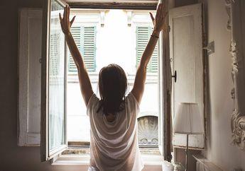 Yuk, Lakukan 4 Kegiatan Sederhana Saat Bangun Tidur Agar Lebih Sehat