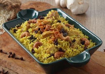 Chicken Rice Briyani Bisa Bikin Anggota Keluarga Melahap Habis Makan Siang