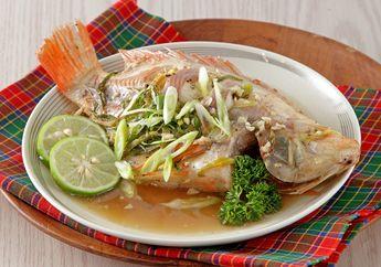 Jangan Digoreng, Tim Ikan Nila Oriental Ini Jauh Lebih Sedap dan Lebih Sehat