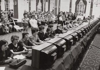 Sejarah Panjang Video Game Sampai Kini Dijadikan Sebagai eSports