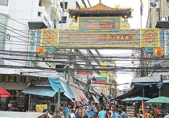 Pergi ke Bangkok dan Ingin Makan yang Halal? Ini 3 Rekomendasinya
