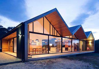 Gable Roof, Jenis Atap Rumah Paling Populer Modifikasi Model Pelana