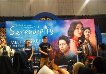 Mawar Eva Perankan Korban Bullying di Sekolah dalam Film Serendipity
