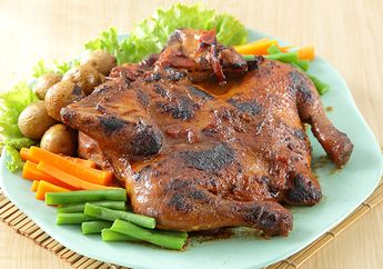 Punya Ayam Tapi Habis Ide Mengolahnya? Buat Ayam Bakar Semur Saja!