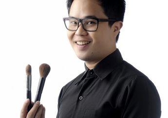 Bennu Sorumba, Make Up Artist yang Awalnya Pengen Jadi Artis