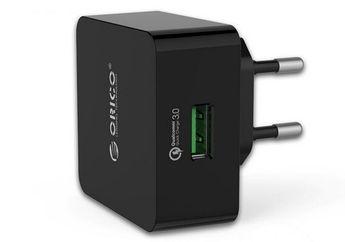 ORICO QTW-1U: Fitur Quick Charge 3.0 dengan Berbagai Pengaman