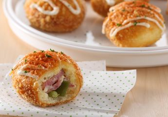Sarapan Esok Hari Tidak Lagi Membosankan Kalau Roti Tuna Paprika Sudah Tersaji