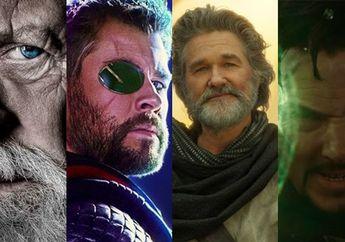 Dalam Film Marvel, 10 Karakter ini Sebenarnya Lebih Kuat Dari Thanos