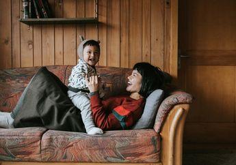 Andien Ungkap Cerita Di Balik Program Baby Led Weaning yang Dilakukan