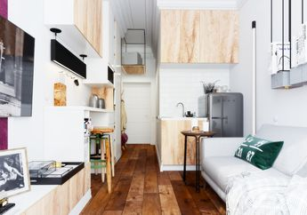 3 Tips Mudah Membuat Ilusi Agar Rumah Mungil Tampak Lega Seketika