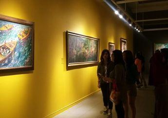 Pameran Seni Koleksi Istana Presiden di Galeri Nasional