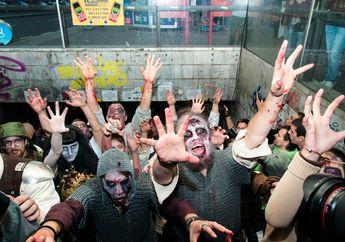 Film Zombie Baik untuk Mental Saat Menghadapi Pagebluk Covid-19