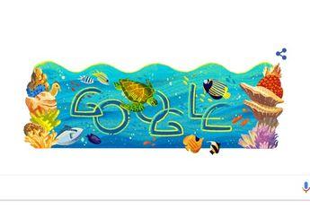 Ada Apa dengan Taman Nasional Bunaken di Google Doodle Hari Ini?