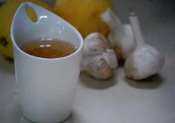 Minum Teh Bawang Putih Bisa Tingkatkan Kesehatan Jantung, Begini Cara Membuatnya