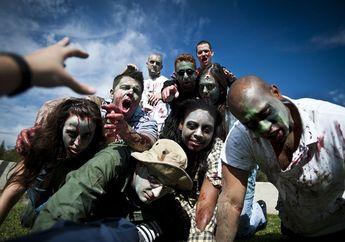 Kalo Ada Virus Zombie, Bisakah Ilmuwan Mendeteksinya Sebelum Nyebar?